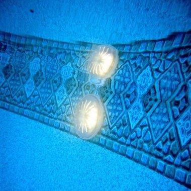 Iluminación para piscinas elevadas PLED2-07